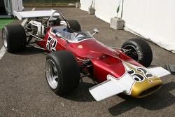McLaren-Chevy Mk10A F5000