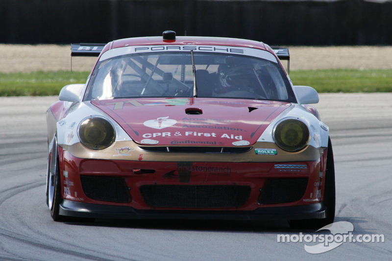 #71 Park Place Motorsports Porsche GT3: Jason Hart, John McCutchen