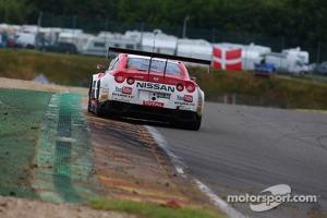 #35 Nissan GT Academy Team RJN Nissan GT-R Nismo GT3: Lucas Ordonez, Peter Pyzera, Wolfgang Reip, Jann Mardenborough