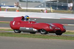 Philip Champion/Sam Stretton, Lotus XI Le Mans