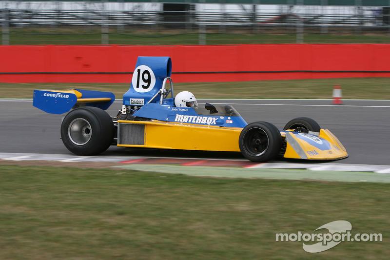 Chris Perkins, Surtees TS16