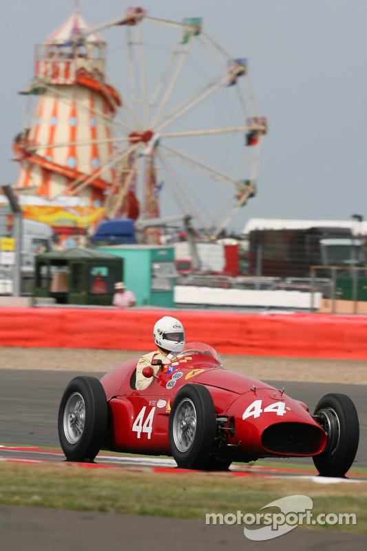 Alexander Boswell, Ferrari 500 / 625A