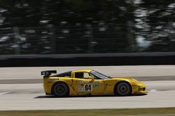 #64 2004 Corvette C6R: Robert Blain