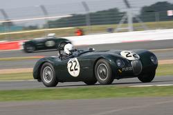 Finburgh/Clark, Jaguar C-Type