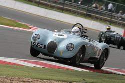 Crouch/Butler, Jaguar C-Type