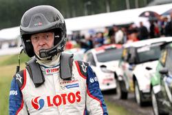 Maciek Baran, Citroën DS3 WRC