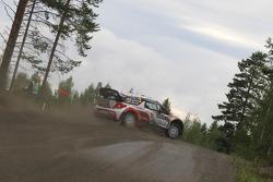 Daniel Sordo e Carlos del Barrio, Citroen DS3 WRC, Citroën Total de Abu Dhabi World Rally Team