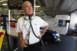 Dr. Wolfgang Ullrich, Audi Motorsportchef