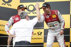 Ernst Moser, head of Audi Sport Team Phoenix