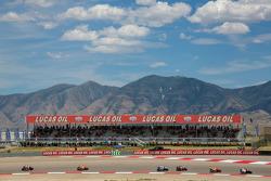 SuperBike corrida #2 start
