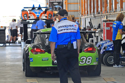 #38 BGB Motorsports Porsche Cayman: Jim Norman, Spencer Pumpelly