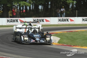 #551 Level 5 Motorsports, HPD ARX-03b Honda: Scott Tucker, Ryan Briscoe
