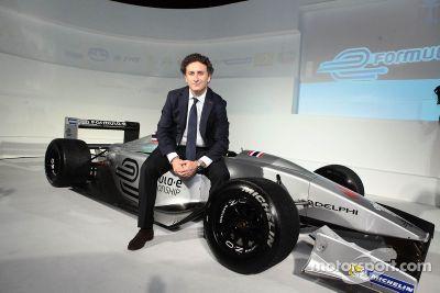 Formula E: Bangkok lansmanı