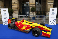 Formula E China Racing presentatie