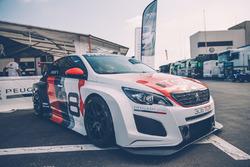 Finale Peugeot 308 Racing Cup