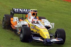 Хейкки Ковалайнен, Renault R27