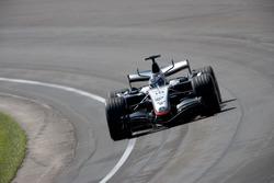 Juan Pablo Montoya, McLaren Mercedes MP4-20