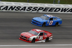 Ryan Reed, Roush Fenway Racing Ford, Carl Long, Carl Long Motorsport Dodge