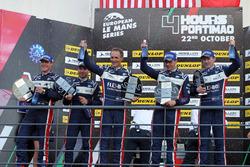 Podyum: #2 United Autosports, Ligier JS P3 - Nissan: John Falb, Sean Rayhall, #3 United Autosports, Ligier JS P3 - Nissan: Mark Patterson, Wayne Boyd, Christian England