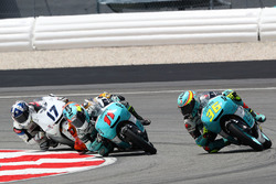 Joan Mir, Leopard Racing, Livio Loi, Leopard Racing, John McPhee, British Talent Team