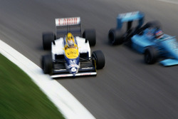 Нельсон Піке, Williams FW11B Honda