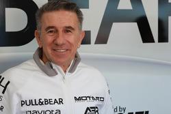 Руководитель Aspar Racing Team Хорхе Мартинес
