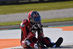 Aleix Espargaro, Aprilia Racing Team Gresini dopo la caduta
