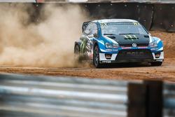 Johan Kristoffersson, Volkswagen Team Sweden, Volkswagen Polo GTI leads