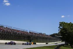 Brendon Hartley, Scuderia Toro Rosso STR12, Marcus Ericsson, Sauber C36