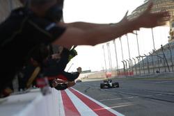 Ganador de la carrera Rene Binder, Lotus