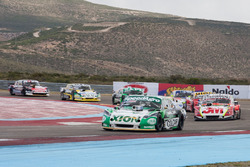 Agustin Canapino, Jet Racing Chevrolet, Mariano Werner, Werner Competicion Ford, Omar Martinez, Martinez Competicion Ford, Matias Rossi, Nova Racing Ford