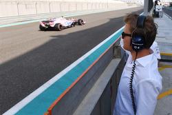 Ніко Росберг, Микита Мазепін, Sahara Force India VJM10