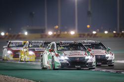 Эстебан Герьери, Honda Racing Team JAS, Honda Civic WTCC