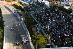 Оливер Терви, NIO Formula E Team, Ник Хайдфельд, Mahindra Racing, Даниэль Абт, Audi Sport ABT Schaeffler