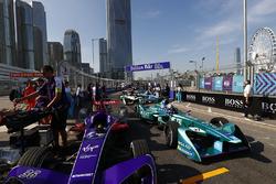 Алекс Лінн, DS Virgin Racing, Камуі Кобаясі, Andretti Formula E