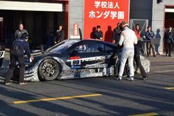 Jenson Button, Stoffel Vandoorne, Honda NSX GT3