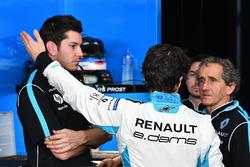 Nicolas Prost, Renault e.Dams, Alain Prost, Renault e.Dams