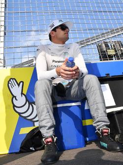 Nelson Piquet Jr., Jaguar Racing, gridde