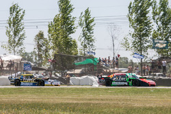 Juan Jose Ebarlin, Donto Racing Chevrolet, Emanuel Moriatis, Martinez Competicion Ford