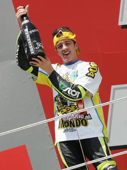 250er Weltmeister 2004: Andrea Dovizioso, Honda