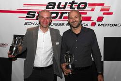 Sébastien Carron bei der ASS-Preisverleihung in Bern
