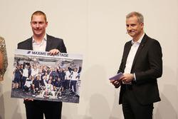 Maxime Martin, Jens Marquardt, BMW Motorsporları Direktörü