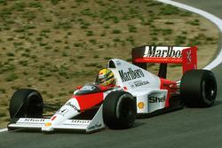 Айртон Сенна, McLaren MP4/5