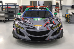 Michael Shank Racing livery unveil