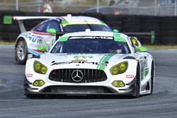 #33 Riley Motorsports Mercedes AMG GT3: Jeroen Bleekemolen, Ben Keating, Adam Christodoulou, Luca Stolz