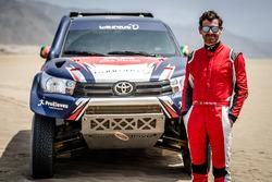 Андре Виллаш-Боаш, Overdrive Racing