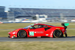 #51 Spirit of Race Ferrari 488 GT3: Paul Dalla Lana, Pedro Lamy, Mathias Lauda, Daniel Serra