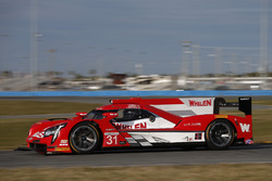 #31 Action Express Racing Cadillac DPi, P, P: Eric Curran, Mike Conway, Stuart Middleton