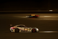 #85 PROsport Performance Mercedes-AMG GT3: Charles Putman, Charles Espenlaub, Joe Foster, Adam Christodoulou