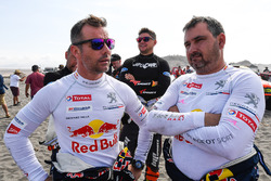 Sébastien Loeb, Daniel Elena, Peugeot Sport